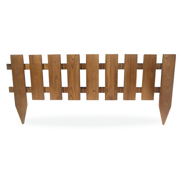 Stunning bordure de jardin en bois a planter gallery for Bordure jardin demi rondin bois